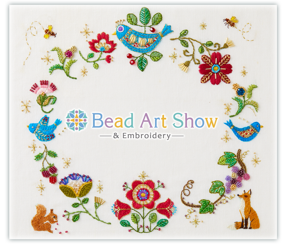 Bead Art Show & Embroidery